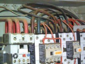 Armoire de commande ventilation